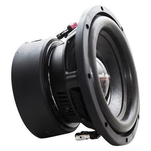 nuevo 8 ab dvc subwoofer bass speaker.dual 4 ohm voz