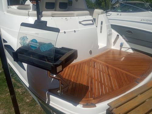 nuevo a botar, crucero daycruiser aqualum 31