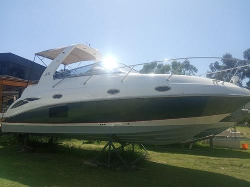 nuevo a botar, crucero daycruiser aqualum 31 dolar oficial