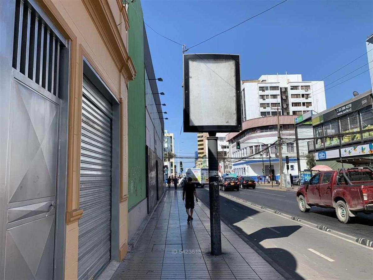nuevo a pasos de clinica antofagasta