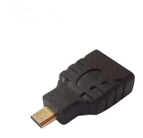 nuevo adaptador micro hdmi 1080p macho a hdmi hembra ulink
