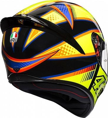 nuevo agv k-1 top soleluna vr46  rider one
