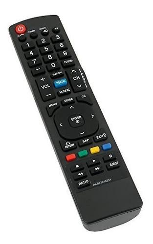 nuevo akb72915231 reemplace el control remoto para lg televi