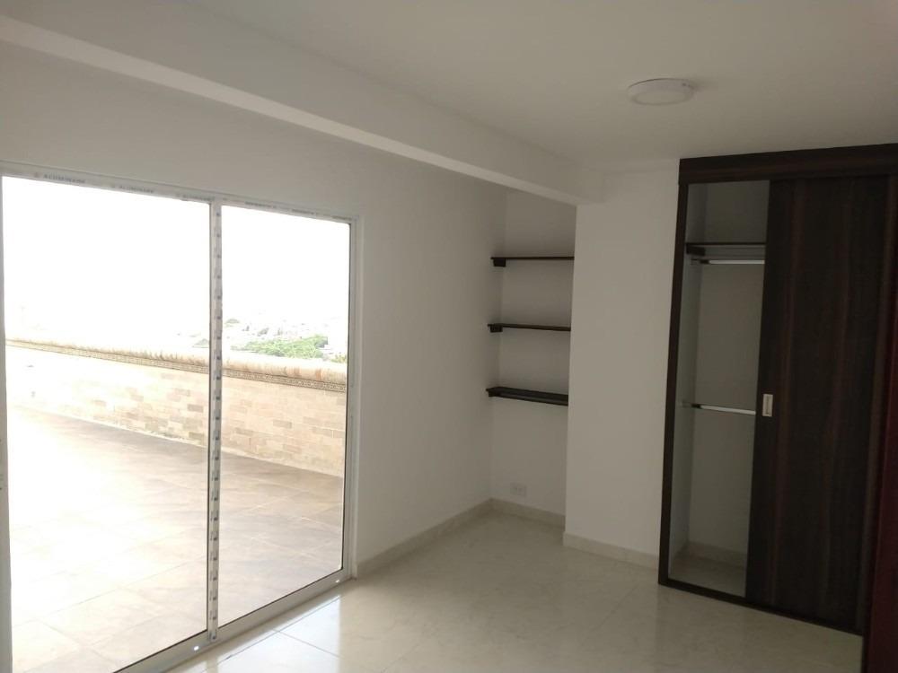 nuevo apartamento moderno con excelente vista en alquiler