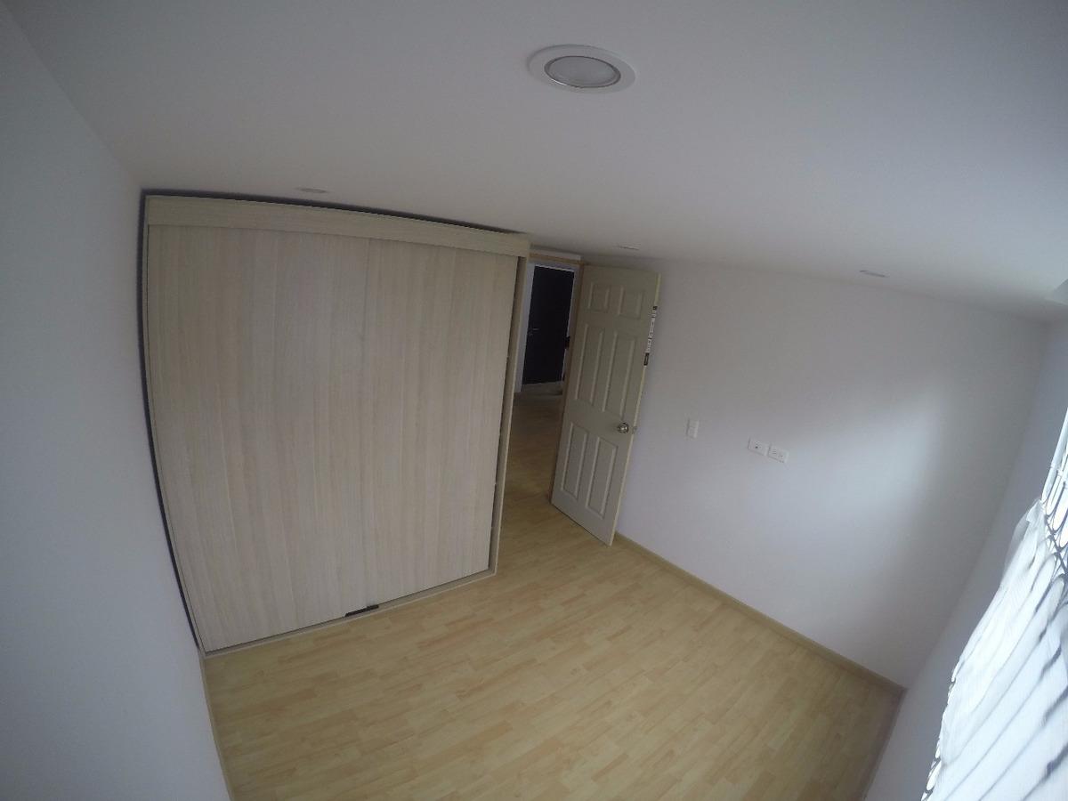 nuevo apartamento  remodelado, conjunto cerrado -