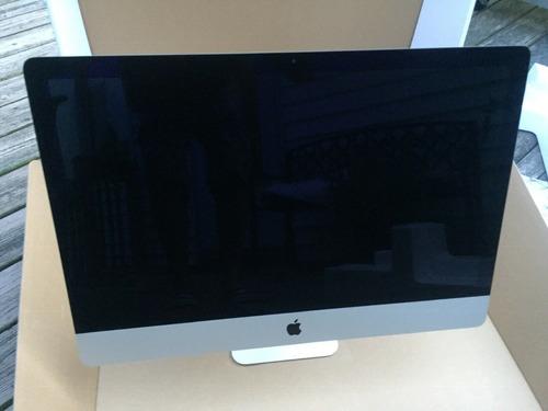 nuevo apple imac sellado 27 pulgadas 3.0ghz i5 8gb ram 1tb r