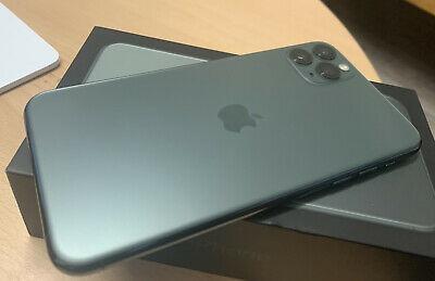 nuevo apple iphone 11 pro max 512gb midnightgreen unlocked.