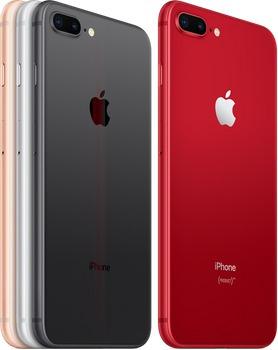 nuevo apple iphone 8 plus 256gb libres con 1 año garantia!