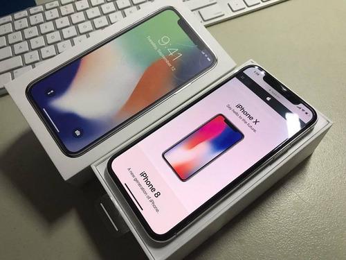 nuevo apple iphone x 258gb desbloqueadoen el país