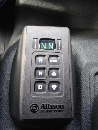 nuevo atego 1729/48 caja allison automática ideal basurero