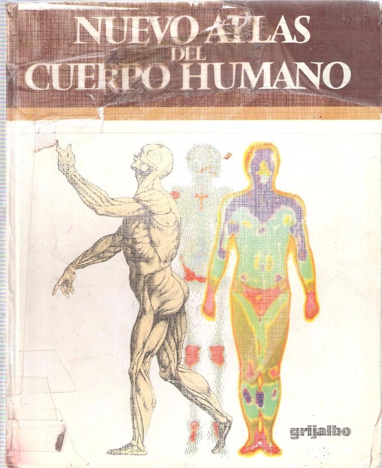 Nuevo Atlas Del Cuerpo Humano - $ 90,00 en Mercado Libre