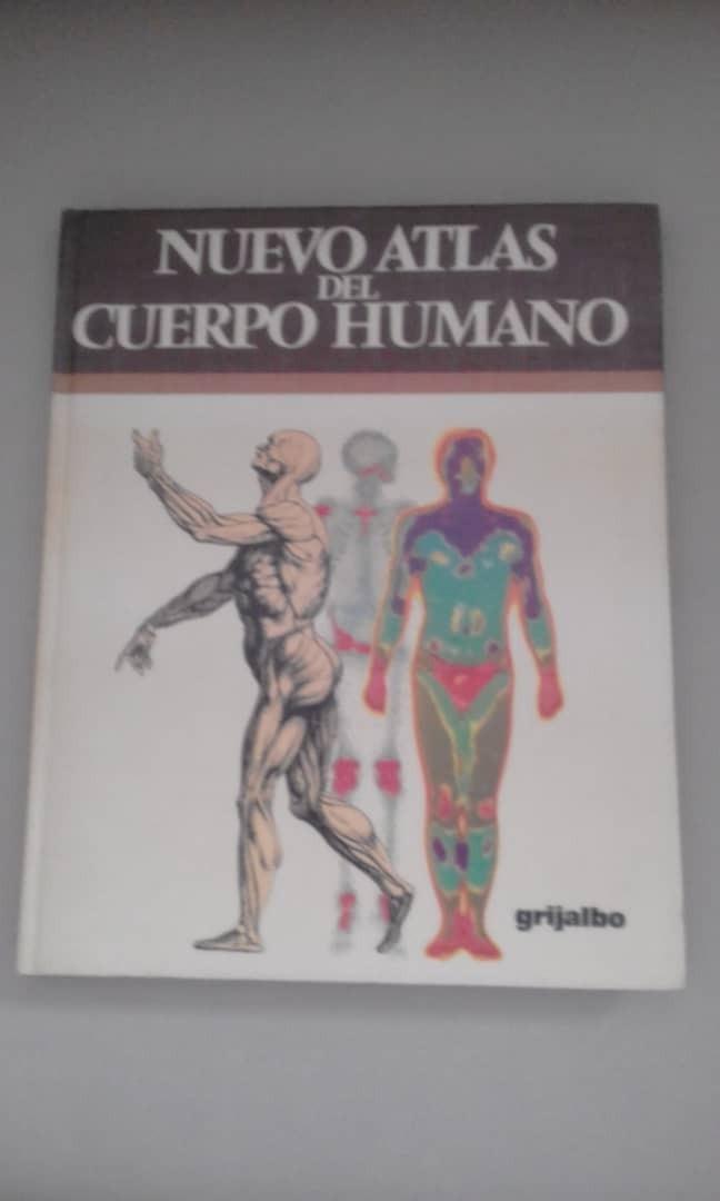 Nuevo Atlas Del Cuerpo Humano - Bs. 200,00 en Mercado Libre