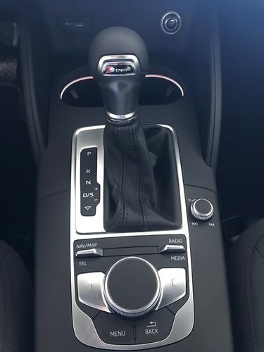 nuevo audi a3 sedan 1.4  stronic navegador y car play