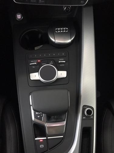 nuevo audi a4 2.0tfsi 190cv virtual s-tronic 0km entrega ya
