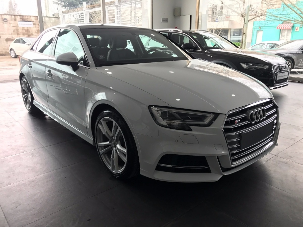nuevo audi s3 sedan s tronic quattro 310cv 2018 sport cars u s en mercado libre. Black Bedroom Furniture Sets. Home Design Ideas