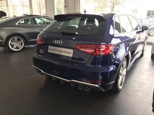 nuevo audi s3 sportback s-tronic quattro (310cv) sport cars