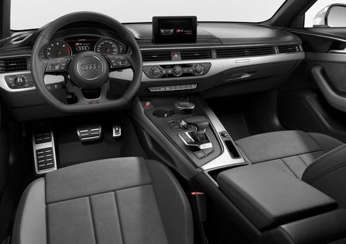 nuevo audi s4 3.0tfsi v6 354cv quattro tiptronic sport cars