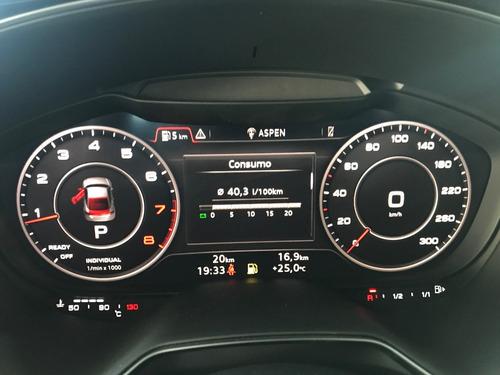 nuevo audi tt coupe 2.0tfsi stronic 230cv sport cars quilmes