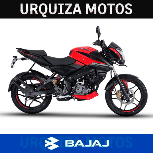 nuevo bajaj rouser ns 160 160ns laser edged urquiza motos