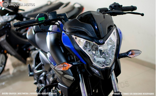 nuevo bajaj rouser ns 160 2019 urquiza motos