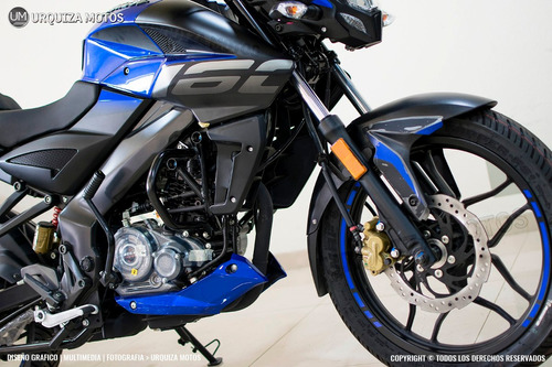 nuevo bajaj rouser ns 160 rebaja ns150 urquiza motos