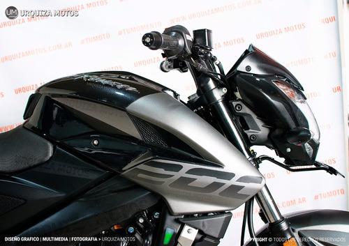 nuevo bajaj rouser ns 200 laser edged naked sport 0km cuotas