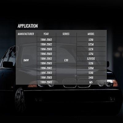 nuevo bmw e39 delantera portavasos (rhd) 525 523 530 528 520