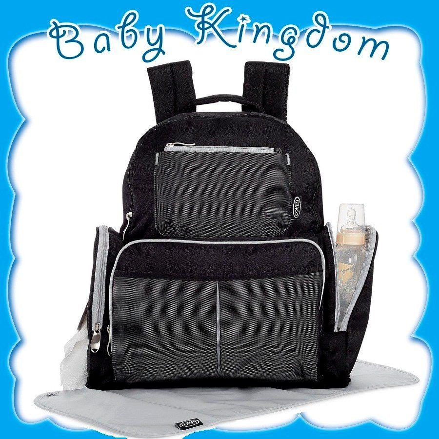 d6714675f nuevo bolso maternal pañalero graco jugueteria baby kingdom. Cargando zoom.
