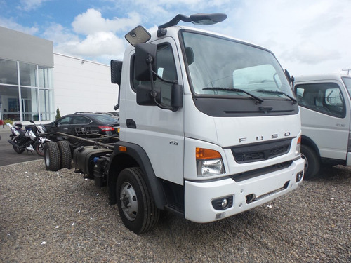 nuevo camion  fuso fa 9t 0 kms chasis