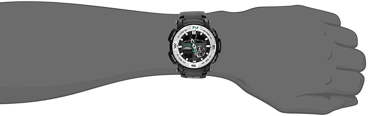 0c79d6a06863 Nuevo Casio Prg-280-1cr De Los Hombres Pro Trek Reloj... -   283.990 ...