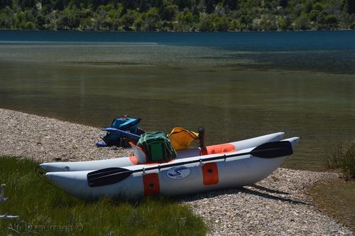 nuevo cataraft freeboat - astillero tozzoli