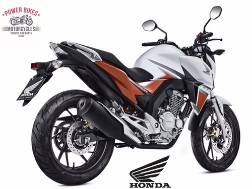 nuevo cb250 twister 0km 2018 financiado naked 2018