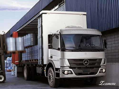 nuevo chasis atego mercedez benz 1726 toneladas pbv  ultimas