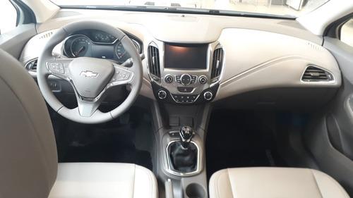 nuevo chevrolet cruze premier 2 automatica 1.4 turbo 5 p  fb