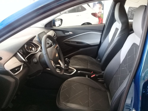 nuevo chevrolet onix  1.2 ls manual 5 puertas fb