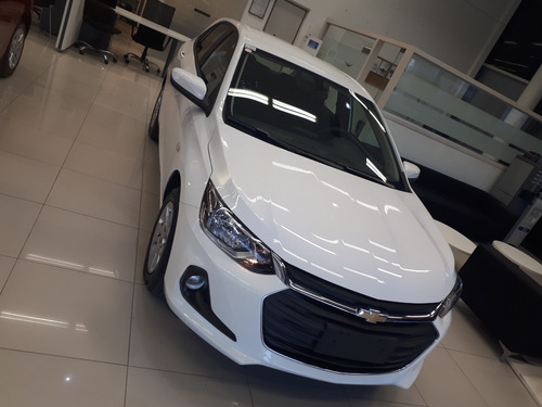 nuevo chevrolet onix 1.2 lt tech onstar 2020 car one aa