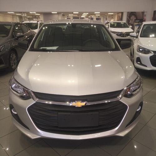nuevo chevrolet onix plus 1.2 lt tech mt 4p wi-fi onstar pm.