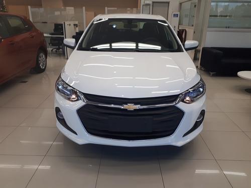 nuevo chevrolet onix plus lt 1.2 90cv sedan 4p aa