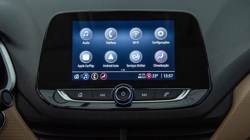 nuevo chevrolet onix plus premier 1.0 turbo automático 4p jp