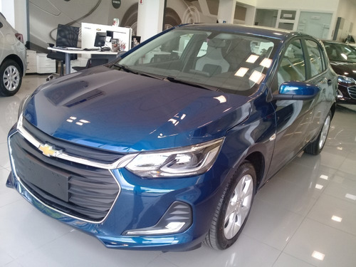 nuevo chevrolet onix premier 1.0 turbo 5 puertas fb