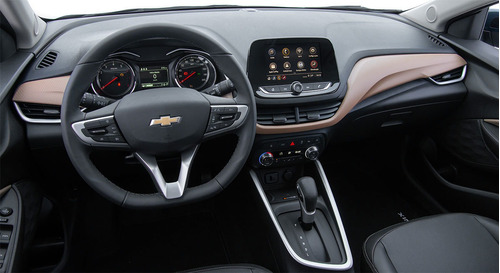 nuevo chevrolet onix premier 1.0 turbo automatico 5p 2020 pm