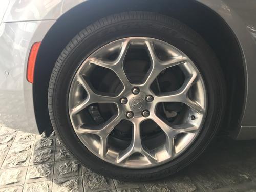 nuevo chrysler 300c v6 3.6 296hp at 8 sport cars