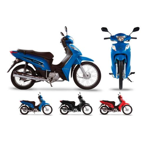 nuevo ciclomotor corven energy 110 s 110s rt urquiza motos