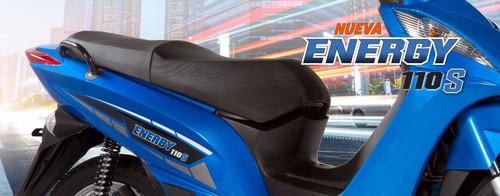nuevo ciclomotor corven energy 110 s 110s urquiza motos