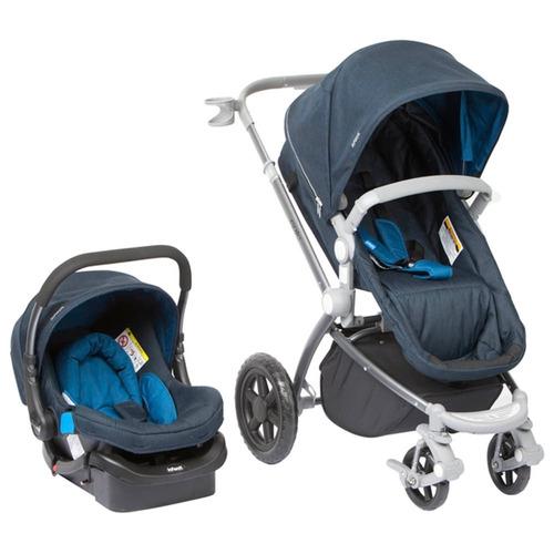 nuevo coche con baby silla epic infanti blue