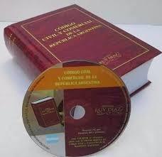 nuevo codigo civil y comercial de la r. argentina  1v.+ c d