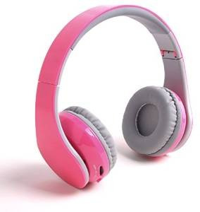 nuevo color rosa beyution513 @ over-ear-- hifi estéreo --- c