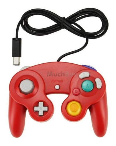nuevo controlador de juegos para nintendo gamecube o wii -