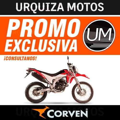 nuevo corven triax txr 250 l lanzamiento exclusivo moto 0km