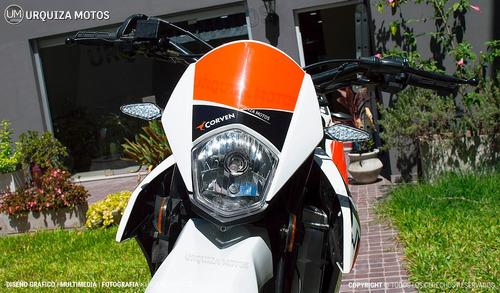 nuevo corven triax txr 250 x lanzamiento exclusivo moto 0km